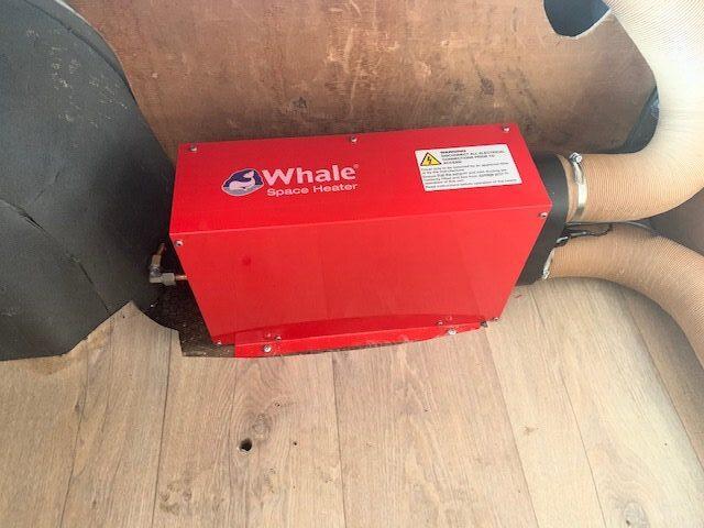 whale gaskachel installatie en onderhoud