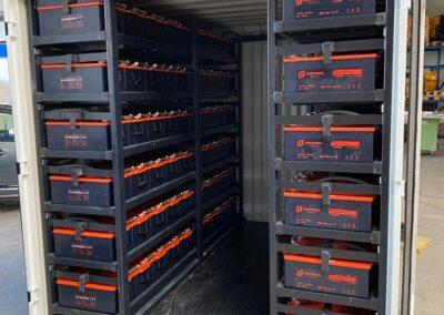 Peak load systeem
