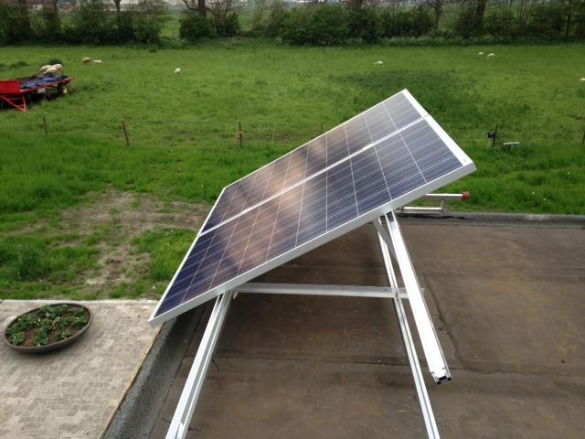 Off Grid installatie